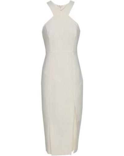 Melina Cady Dress Ivory Size 12