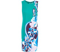 Printed Jersey Mini Dress