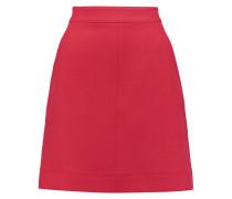 Wool-twill Mini Skirt Bonbonrosa