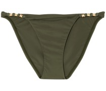 Paula Embellished Bikini Briefs