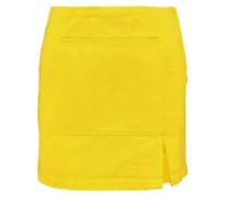 Kangaroo denim mini skirt