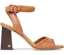 Danee Woven Leather Sandals