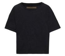 T-shirt aus Einer Melierten Tencel™-kaschmirmischung