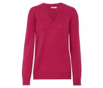 Cashmere Sweater Knallpink