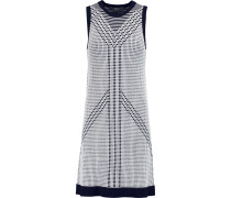 Stretch-jersey Dress Weiß
