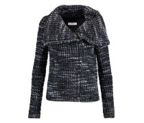 Bouclé tweed jacket