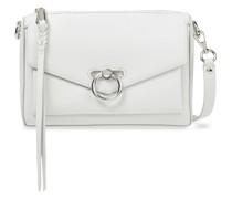 Jean Textured-leather Shoulder Bag