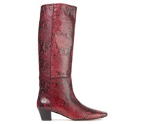Cynthia Leather Boots