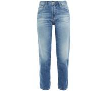 ausgewaschene Boyfriend-jeans