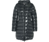 Acequattro quilted shell hooded coat