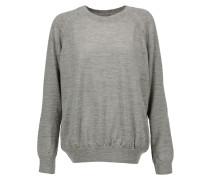Kit Alpaca Sweater Grau