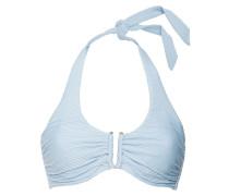 Ribbed underwired Bikini Top