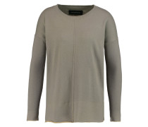 Delcline Wool And Cashmere-blend Sweater Taupe