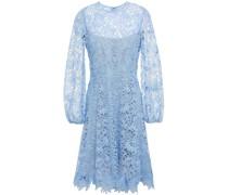 Kleid aus Makramee-spitze