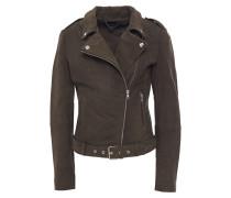 Argyll Nubuck Biker Jacket
