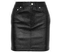 Newa Leather Mini Skirt