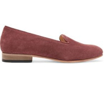 Dandy suede slippers