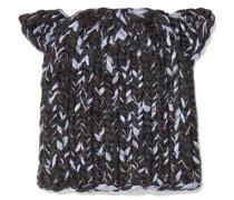 Felix Marled Metallic Wool-blend Beanie