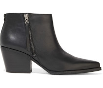 Walden Leather Ankle Boots