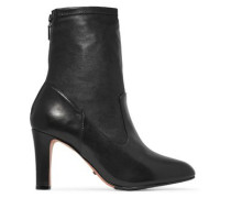 Melly leather boots