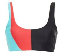 Lira Bikini-oberteil in Colour-block-optik