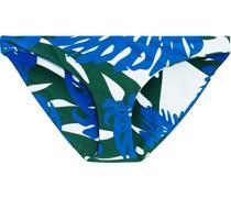 Zuma Tief Sitzendes Bikini-höschen mit Print