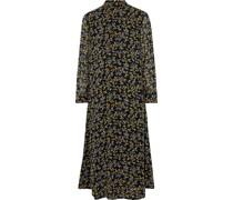 The Fran Floral-print Georgette Midi Dress