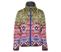 Kaban Reversible Quilted Printed Shell Jacket Mehrfarbig