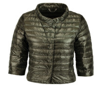 Elena Quilted Shell Jacket Armeegrün