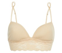 Never Say Never Stretch-lace Underwired Bra