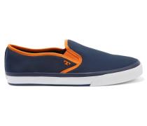Neoprene Slip-on Sneakers Mitternachtsblau
