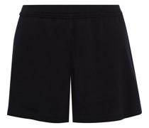 Pyjama-shorts aus Geripptem Bio-pima-baumwoll-jersey