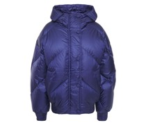 Dunlop Quilted Shell Down Hooded Jacket
