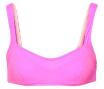 The Molly Neon Bikini Top