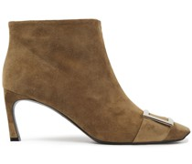 Trompette Suede Ankle Boots
