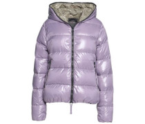 Thia quilted shell down jacket