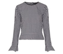 Jeanette gingham cotton top