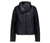 Anfinolea Quilted Shell Down Coat Mitternachtsblau
