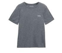 Stepcity Meliertes T-shirt aus Stretch-jersey