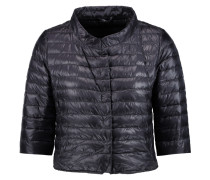 Elena Quilted Shell Jacket Dunkelgrau