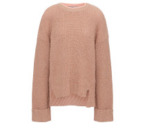 Cicilia Metallic Knitted Sweater