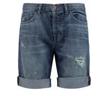 Dani Distressed Denim Shorts