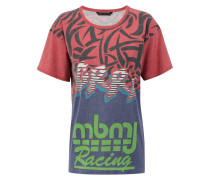Printed Cotton T-shirt Rot