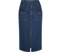 Denim Skirt Mittelblauer Denim