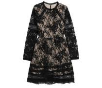 Janae corded lace mini dress