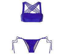 Cutout Bandeau Bikini