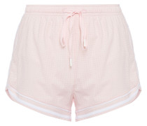 Kalia Perforated Stretch Shorts