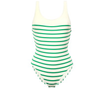 The Anne Marie Striped Swimsuit