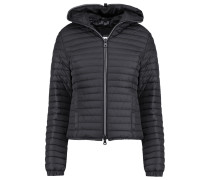 Sosandra Quilted Shell Hooded Jacket Mitternachtsblau