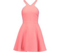 Sonya crepe mini dress
